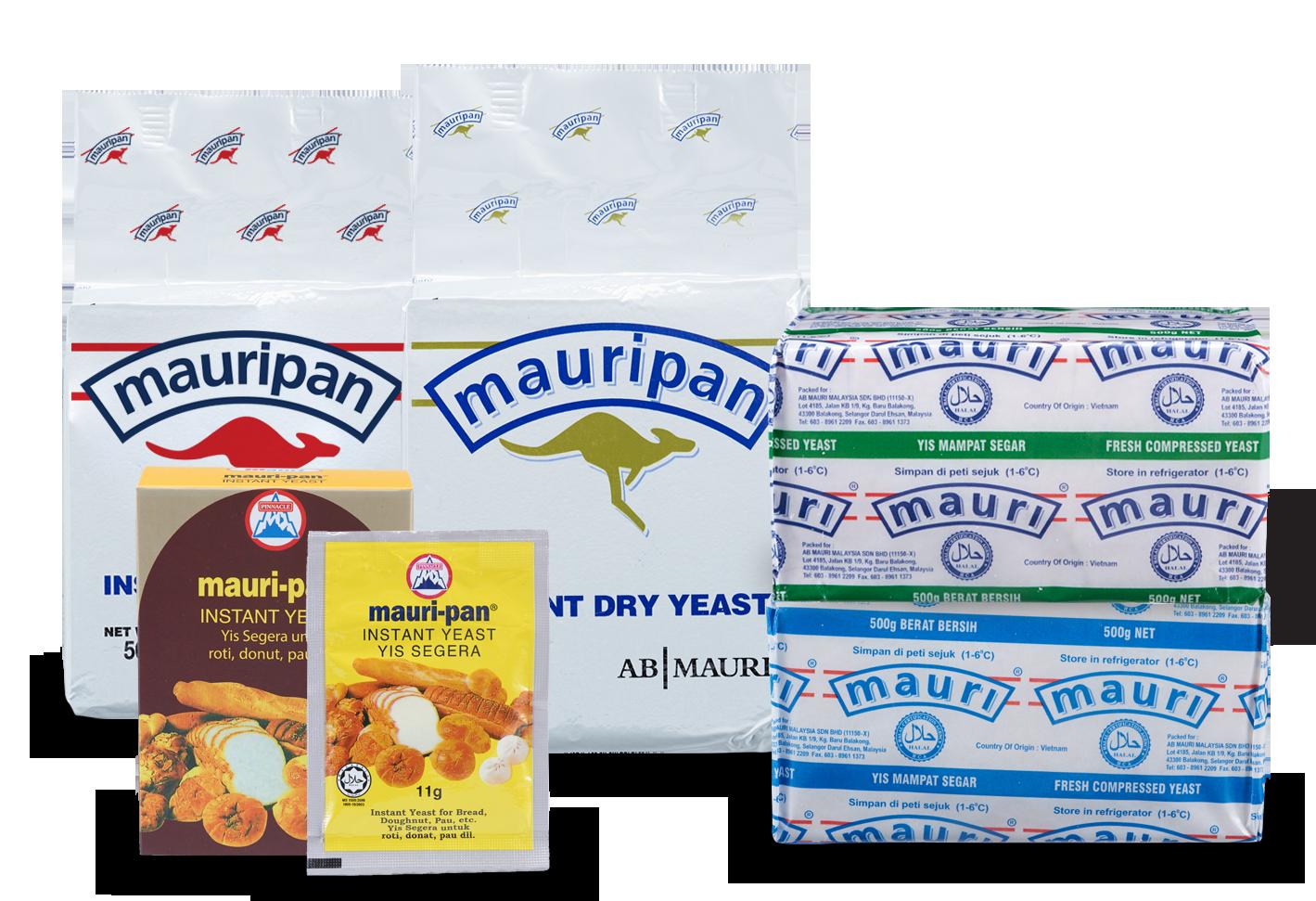 AB Mauri Products